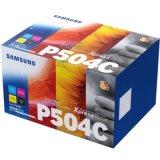 Tonery Oryginalne Samsung CLT-P504C (SU400A) (komplet) do Samsung CLX-4195 FW