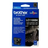 Tusz Oryginalny Brother LC-1100 BK (LC1100BK) (Czarny) do Brother DCP-J715 W