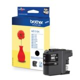 Tusz Oryginalny Brother LC-121 BK (LC121BK) (Czarny) do Brother DCP-J132 W
