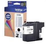 Tusz Oryginalny Brother LC-223 BK (LC223BK) (Czarny) do Brother MFC-J4620 DW