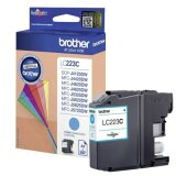 Tusz Oryginalny Brother LC-223 C (LC223C) (Błękitny) do Brother MFC-J4420 DW