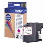 Tusz Oryginalny Brother LC-223 M (LC223M) (Purpurowy) do Brother MFC-J4420 DW
