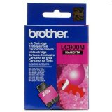 Tusz Oryginalny Brother LC-900 M (LC900M) (Purpurowy) do Brother MFC-5440 CN