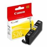 Tusz Oryginalny Canon CLI-526 Y (4543B001) (Żółty)
