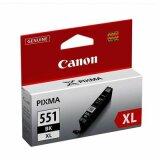 Tusz Oryginalny Canon CLI-551 BK XL (6443B001) (Czarny Foto)