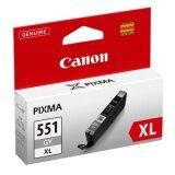 Tusz Oryginalny Canon CLI-551 G XL (6447B001) (Szary)