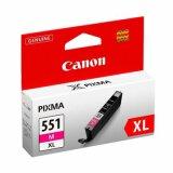 Tusz Oryginalny Canon CLI-551 M XL (6445B001) (Purpurowy) do Canon Pixma MG6650 White