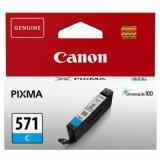 Tusz Oryginalny Canon CLI-571 C (0386C001) (Błękitny)