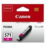 Tusz Oryginalny Canon CLI-571 M (0387C001) (Purpurowy)