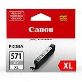 Tusz Oryginalny Canon CLI-571 XL G (0335C001) (Szary) do Canon Pixma MG7752