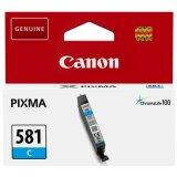 Tusz Oryginalny Canon CLI-581 C (2103C001) (Błękitny)