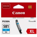 Tusz Oryginalny Canon CLI-581 XL C (2049C001) (Błękitny)
