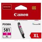 Tusz Oryginalny Canon CLI-581 XL M (2050C001) (Purpurowy)