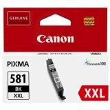 Tusz Oryginalny Canon CLI-581 XXL BK (1998C001) (Czarny Foto)
