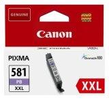 Tusz Oryginalny Canon CLI-581 XXL PB (1999C001) (Niebieski Foto)