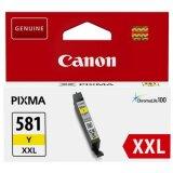 Tusz Oryginalny Canon CLI-581 XXL Y (1997C001) (Żółty)