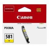 Tusz Oryginalny Canon CLI-581 Y (2105C001) (Żółty)