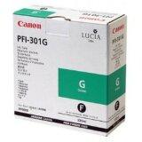 Tusz Oryginalny Canon PFI-301G (1493B001) (Zielony)