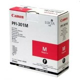 Tusz Oryginalny Canon PFI-301M (1488B001) (Purpurowy)