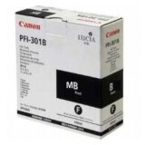 Tusz Oryginalny Canon PFI-301MB (1485B001) (Czarny matowy)
