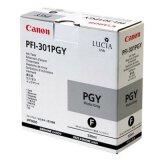 Tusz Oryginalny Canon PFI-301PGY (1496B001) (Szary Foto)