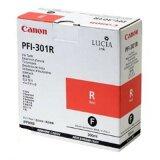 Tusz Oryginalny Canon PFI-301R (1492B001) (Czerwony)