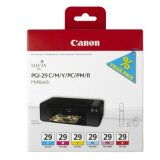 Tusz Oryginalny Canon PGI-29 (C,M,Y,PC,PM,R) (4873B005)