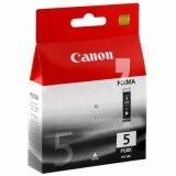 Tusz Oryginalny Canon PGI-5 BK (0628B001) (Czarny)