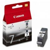 Tusz Oryginalny Canon PGI-7 BK (2444B001) (Czarny)
