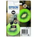 Tusz Oryginalny Epson 202 (C13T02E14010) (Czarny)