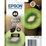 Tusz Oryginalny Epson 202 (C13T02F14010) (Czarny Foto)