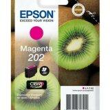 Tusz Oryginalny Epson 202 (C13T02F34010) (Purpurowy)