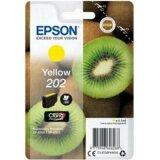 Tusz Oryginalny Epson 202 (C13T02F44010) (Żółty)