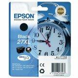Tusz Oryginalny Epson 27xl (C13T271140) (Czarny)