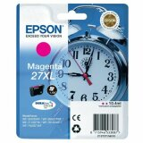 Tusz Oryginalny Epson 27xl (C13T271340) (Purpurowy) do Epson WorkForce WF-3640 DTWF