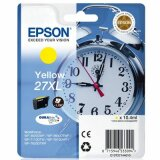 Tusz Oryginalny Epson 27xl (C13T271440) (Żółty) do Epson WorkForce WF-3640 DTWF