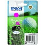 Tusz Oryginalny Epson 34xl (C13T34734010) (Purpurowy)