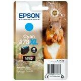 Tusz Oryginalny Epson 378 XL (C13T37924010) (Błękitny)