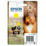 Tusz Oryginalny Epson 378 XL (C13T37944010) (Żółty)
