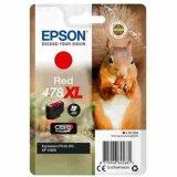 Tusz Oryginalny Epson 478 XL (C13T04F54010) (Czerwony)
