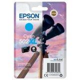 Tusz Oryginalny Epson 502 XL (C13T02W24010) (Błękitny)
