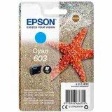 Tusz Oryginalny Epson 603 (C13T03U24020) (Błękitny)