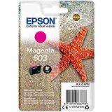Tusz Oryginalny Epson 603 (C13T03U34020) (Purpurowy)