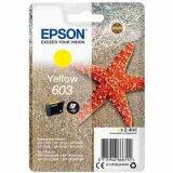 Tusz Oryginalny Epson 603 (C13T03U44020) (Żółty)