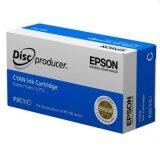 Tusz Oryginalny Epson PJIC1(C) (C13S020447) (Błękitny) do Epson Discproducer PP-50 BD
