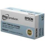 Tusz Oryginalny Epson PJIC2(LC) (C13S020448) (Jasny błękitny) do Epson Discproducer PP-50 BD