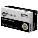 Tusz Oryginalny Epson PJIC6(K) (C13S020452) (Czarny) do Epson Discproducer PP-50 BD