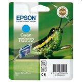 Tusz Oryginalny Epson T0332 (C13T03324010) (Błękitny)