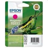 Tusz Oryginalny Epson T0333 (C13T03334010) (Purpurowy)