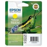 Tusz Oryginalny Epson T0334 (C13T03344010) (Żółty)